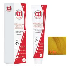 0/53 Constant Delight Крем-краска для волос с витамином С лимон100 мл