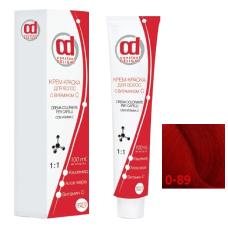 0/89 Constant Delight Крем-краска для волос с витамином С маджента 100 мл