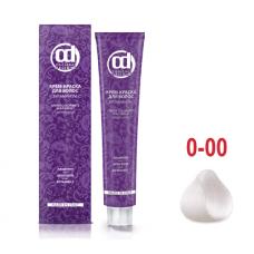 0/00 Constant Delight Крем-краска для волос с витамином С нейтральный микстон, 100 мл
