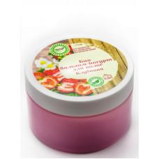 Клубничный Био бальзам-йогурт для волос NiceDay, 250 мл