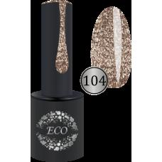 ECO гель-лак №104