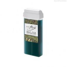 Italwax, Воск Flex в картридже, водоросли, 100 мл