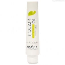 Aravia Professional, Крем для рук Cream Oil с маслом макадамии и карите, 100 мл