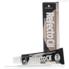 RefectoCil, Краска для бровей №3 Коричневая, 15 мл