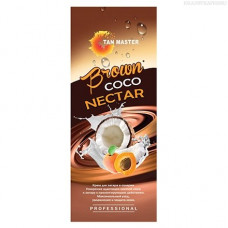 Tan Master, Brown Coco Nectar 15 мл  (крем для загара в солярии)