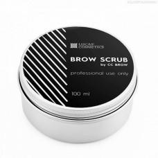 Lucas' Cosmetics, Скраб для бровей, 100 мл