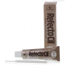 RefectoCil, Краска для бровей №3.1 Светло-коричневая, 15 мл
