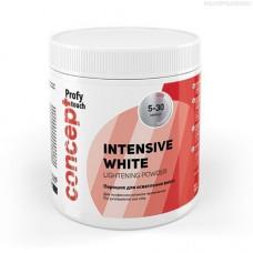 Concept, Порошок для осветления волос  (Intensive White Lightening Powder), 500 г