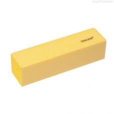 Zinger, Блок шлифующий, четырехсторонний, желтый