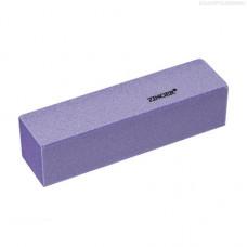 Zinger, Блок шлифующий, четырехсторонний, фиолетовый.