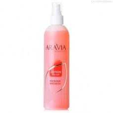 Aravia Professional, Лосьон для подготовки кожи перед депиляцией, 300 мл