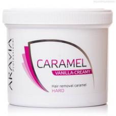 Aravia Professional, карамель для депиляции Ванильно-сливочная, 750 г