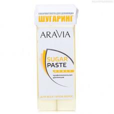 Aravia Professional, сахарная паста в картридже Медовая, 150 г