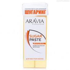 Aravia Professional, сахарная паста в картридже Натуральная, 150 г