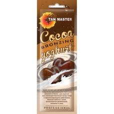 Tan Master, Cocoa Bronzing Yoghurt 15 мл  (крем для загара в солярии)